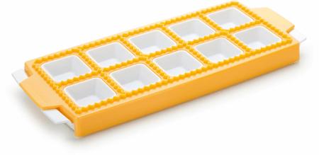 Tescoma Delicia kvadraten model za raviole, 10 kosov