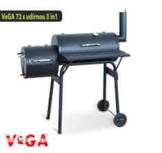 VEGA Gril 72 Grillsütő füstölő