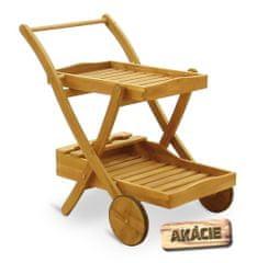 V-Garden kolica za posluživanje na kotačima KING