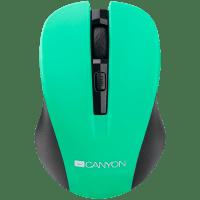 Canyon bežični miš CNE-CMSW1GR, zeleni