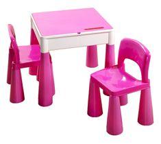 COSING Dětská sada Tega Mamut stoleček a 2x židlička