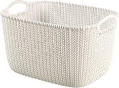 CURVER Knit košík 19l