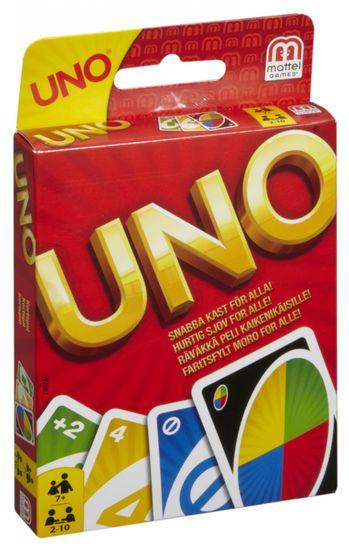 Mattel Uno karty