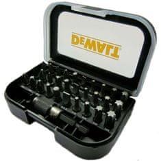 DeWalt 31-delni set vijačnih nastavkov z adapterji (DT7944)