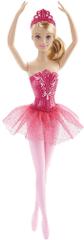 Mattel Balerína ružová