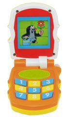 Teddies BABY Krtkův mobilní telefon