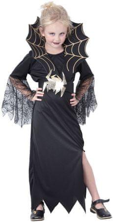 MaDe Kostým Čierna kráľovná L