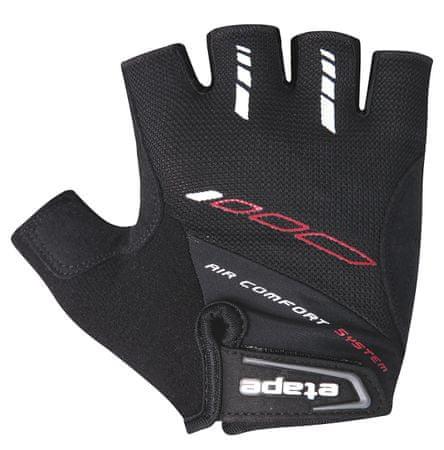 Etape rękawiczki rowerowe męskie Winner black S