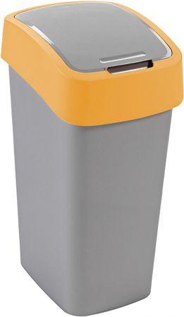 CURVER koš za mseće Pacific Flip bin 50 l, narančasta