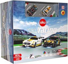 SIKU Racing Autóverseny szett