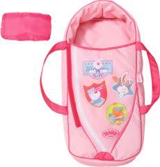 BABY born prijenosna torba za spavanje, 2 u 1