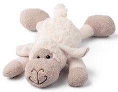 Lumpin Olivia bárányka, fekvő