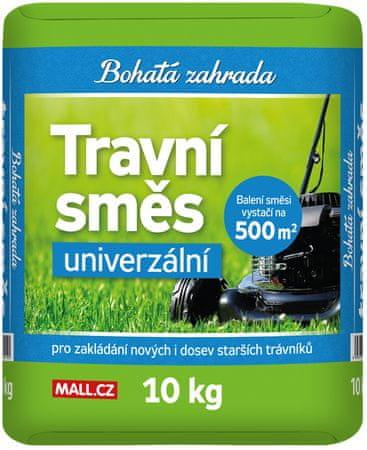 Bohatá zahrada univerzalna travna mešanica, 10 kg