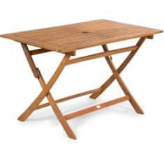 Fieldmann zložljiva lesena miza FDZN 4011