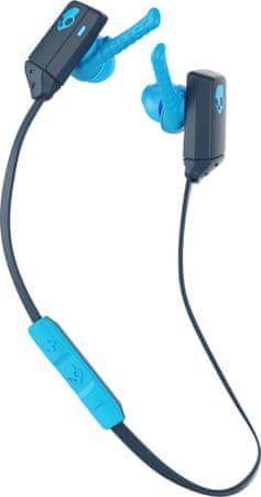 Skullcandy bežične Bluetooth slušalice XTfree, plave