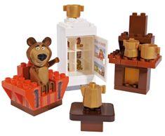BIG Maša i medvjed - Soba