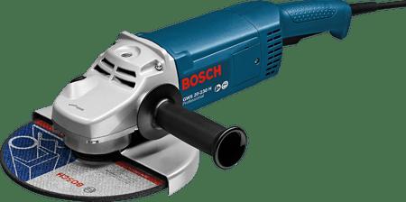 BOSCH Professional kotni brusilnik GWS 20-230 H (0601850L03)