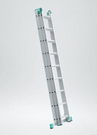 Aloss AL lestev 3x12 Eurostyl Hobby (IT7612)