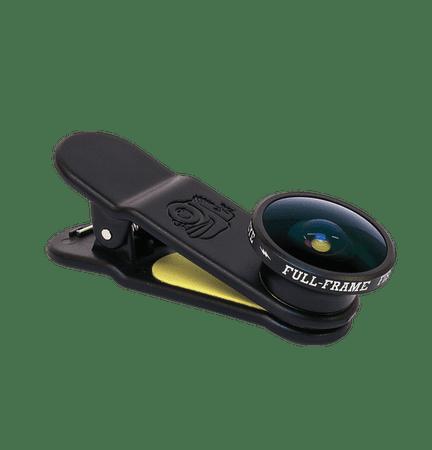 Black Eye leča Full Frame Fish Eye FF001