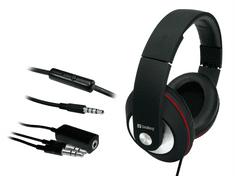 Sandberg slušalke Play'n Go Headset, črne