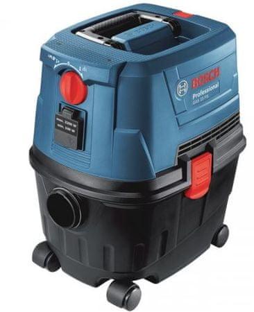 BOSCH Professional GAS 15 PS nedves/száraz porszívó (06019E5100)