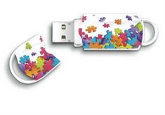 Integral USB ključek Xpression 16 GB USB 2.0, Puzzle
