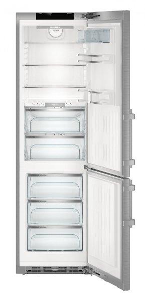 Volně stojící kombinovaná chladnička Liebherr CBNPes 4858 BioFresh