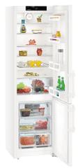 LIEBHERR CN4015 Szabadonálló kombinált hűtő, A++