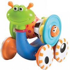 Yookidoo polžek na kolesih