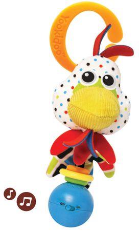 Yookidoo Hudební zvířátko Kohout