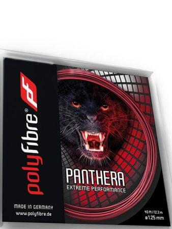 Polyfibre tenis struna Panthera - set
