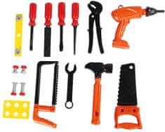 Pilsan Zestaw narzędzi 25 elementów