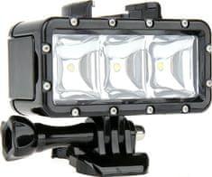 Niceboy POV světlo pro akční kamery - rozbaleno