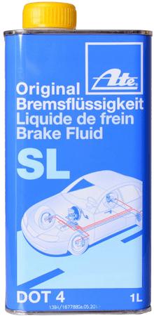 ATE tekućina za kočnice DOT4 SL 1L