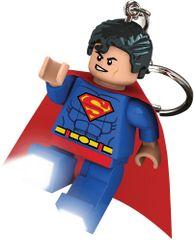 LEGO Super Heroes Világító kulcstartó, Superman
