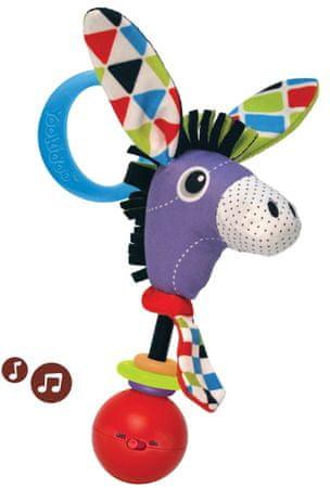 Yookidoo ropotulja osliček