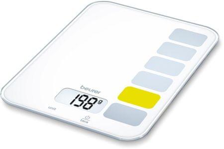 BEURER digitálna kuchynská váha Sequence KS19