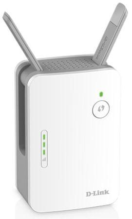 D-LINK wzmacniacz sygnału DAP-1620 AC1200 Wi-Fi Extender