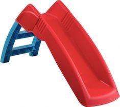 PalPlay Csúszda, 120 cm, Piros/Kék