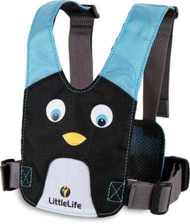 LittleLife varnostni pas - Pingvin