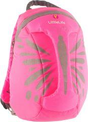 LittleLife Hi-Vis Kids ActionPak Plecak - Różowy