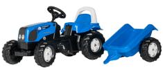 Rolly Toys Rolly Kid Landini Pedálos Traktor pótkocsival