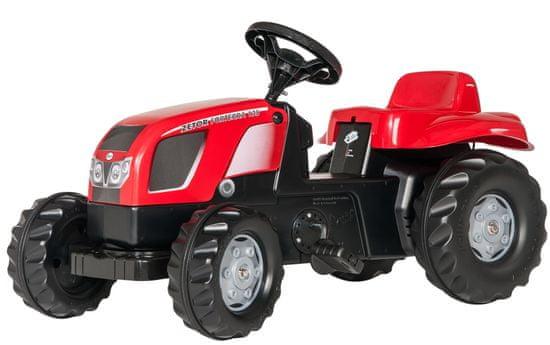 Rolly Toys Šliapací traktor Zetor 11441 červený