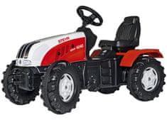Rolly Toys Šlapací traktor Steyr CVT 170 - červeno-bílý