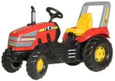 Rolly Toys Šliapací traktor X-Trac - červený