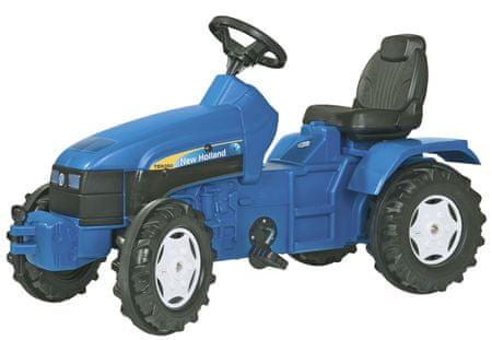 Rolly Toys Šlapací traktor Holland TS 110-modrý