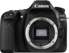 Canon EOS 80D Body - rozbaleno