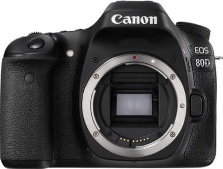 Canon lustrzanka cyfrowa EOS 80D Body