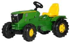 Rolly Toys Šliapací traktor Farmtrac John Deere 6210