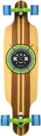 "Kryptonics longboard Cast Off 38"""